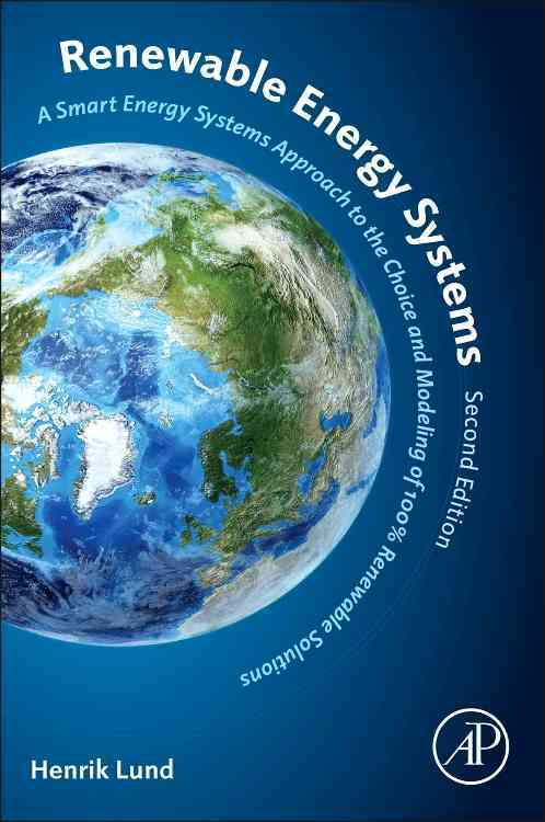 Renewable Energy Systems By Lund, Henrik